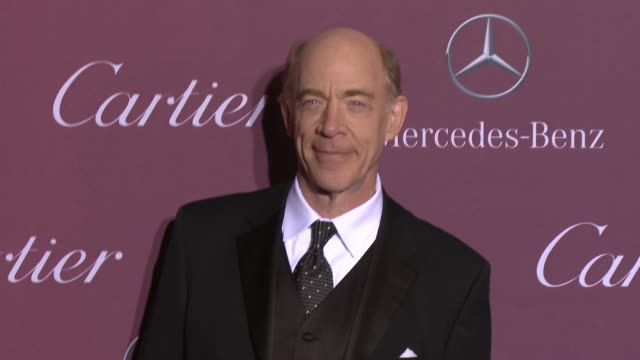 JK Simmons at the 26th Annual Palm Springs International Film Festival Awards Gala Presented By Cartier on January 03 2015 in Palm Springs California