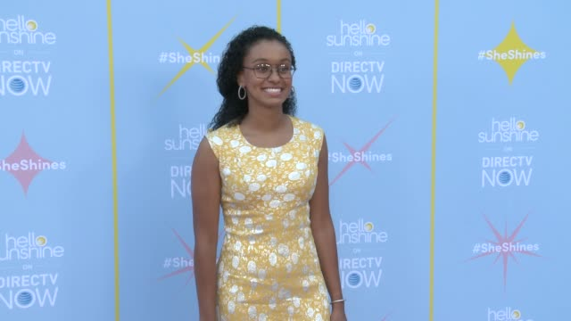 Simone Askew at the ATT And Hello Sunshine Celebrate Launch Of Shine On With Reese at NeueHouse Hollywood on August 06 2018 in Los Angeles California