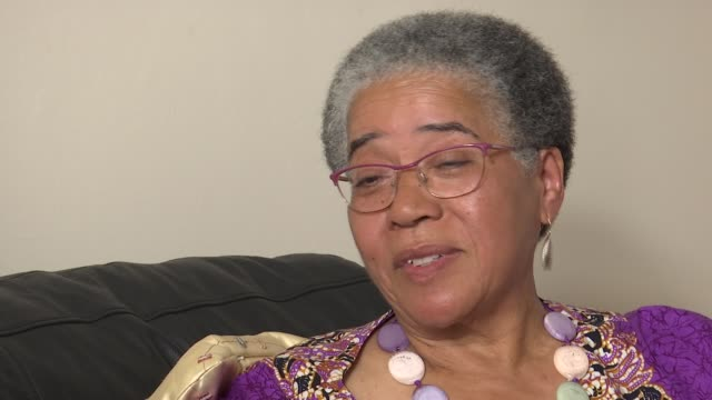 man charged / charity work england london int professor dame elizabeth anionwu interview sot - sickle stock videos & royalty-free footage