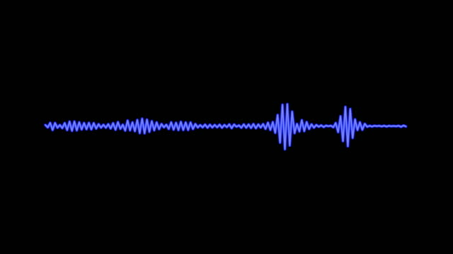 4k simple equalizer white on black background. motion graphic and animation background. - audio available stock videos & royalty-free footage