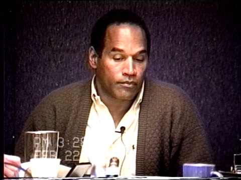 OJ Simpson's civil trial deposition 327PM 2/22/96 Questions about Nicole's diary and alleged insults that OJ used to refer to her