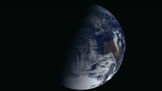 T/L WS Simulated rotating Earth from Galileo satellite data