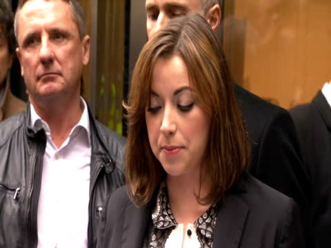 vidéos et rushes de singer charlotte church says she was sickened and disgusted by what she discovered during her legal action against news international over phone... - scandale politique