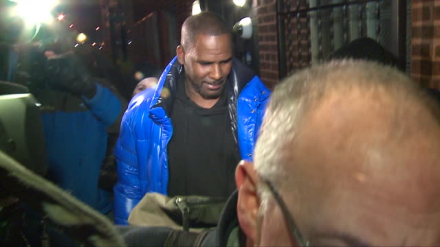 b singer r kelly was charged with 10 counts of aggravated criminal sexual abuse involving four victims including at least three between the ages of... - 2010 2019 stock videos & royalty-free footage