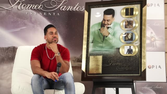 MEX: Romeo Santos Presents New Album