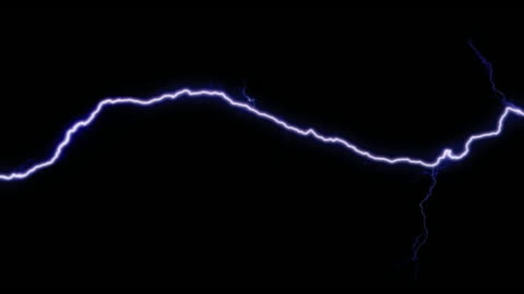 single, repeating lightning arcs in closeup - high voltage sign stock videos & royalty-free footage