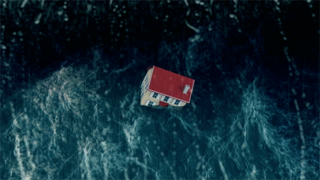 sinking house - sink stock videos & royalty-free footage