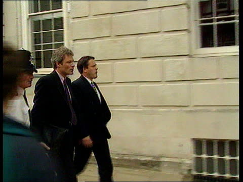 Sion Jenkins convicted for the murder of BillieJo Jenkins ITN Sussex Lewes Sion Jenkins foster father of BillieJo Jenkins along to court