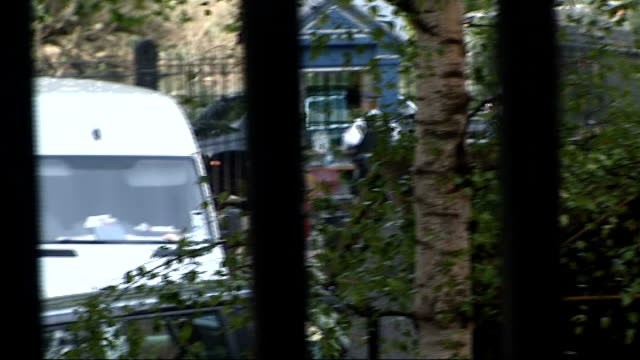 sir alan sugar's rolls royce driving away from downing street - alan sugar stock videos and b-roll footage