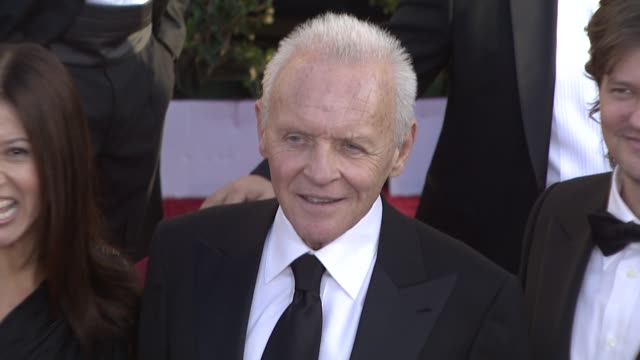 Sir Anthony Hopkins at the 15th Annual Screen Actors Guild Awards Part 2 at Los Angeles CA