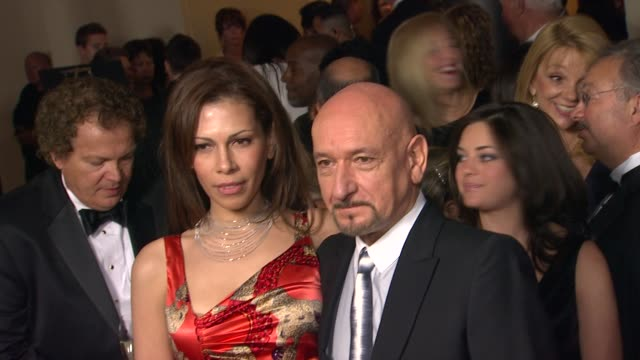 Sir Ben Kingsley at 64th Annual DGA Awards Arrivals on 1/28/12 in Los Angeles CA