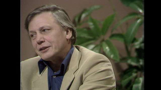Sir David Attenborough talks about playing the piano from the age of seven