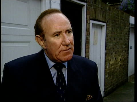 sir david english dies aged 67; ext andrew neil interview sot - the daily mail is the most sucessful tabloid in the world - david english pioneered... - daily mail stock videos & royalty-free footage