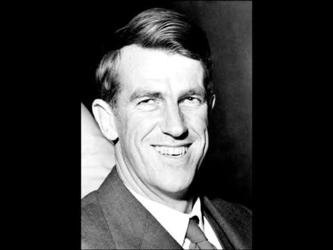 sir edmund hillary, the first conquest of everest. - mt everest stock videos & royalty-free footage