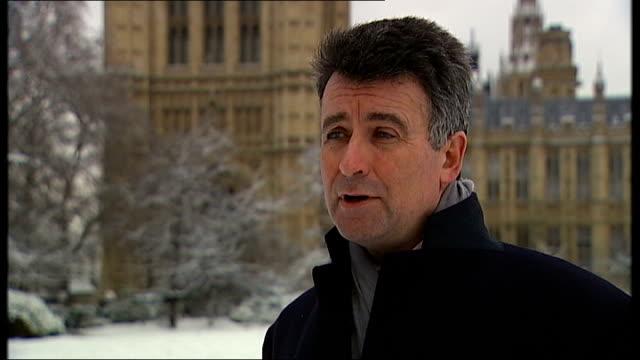 sir jeremy heywood criticised over 'plebgate' investigation day bernard jenkin mp interview sot - jeremy heywood stock videos & royalty-free footage