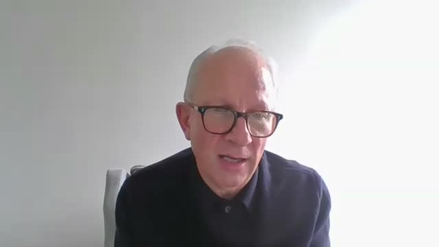 sir john o'brien interview; england: int sir john o'brien interview via internet sot what did the report find in terms of how this has happened and... - simplicity stock videos & royalty-free footage
