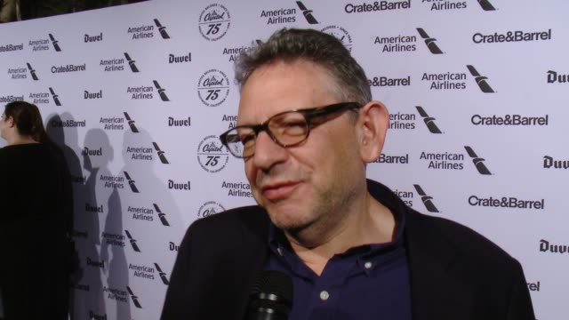 INTERVIEW Sir Lucian Grainge at Capitol Records Celebrates 75th Anniversary With Hollywood Gala on November 15 2016 in Hollywood California