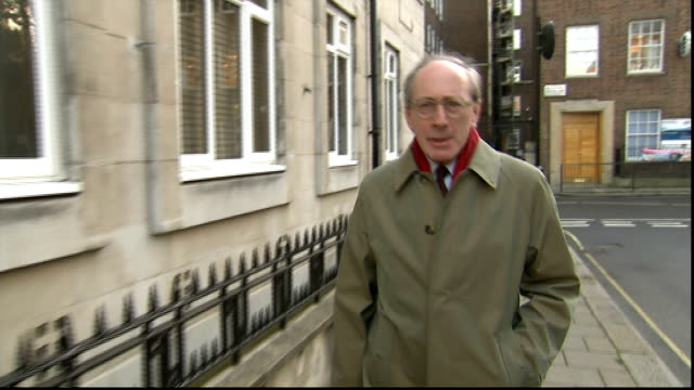 Sir Malcolm Rifkind resigns over 'cash for access' row ENGLAND London Westminster PHOTOGRAPHY*** TRACKING shots Sir Malcolm Rifkind MP leaving...