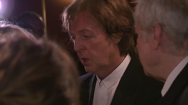 uk premiere on june 26 2012 - paul mccartney stock videos & royalty-free footage