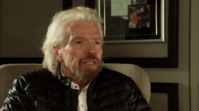 Sir Richard Branson is one of a group of global leaders who've come together to try and protect the oceans and their wildlife They call themselves...