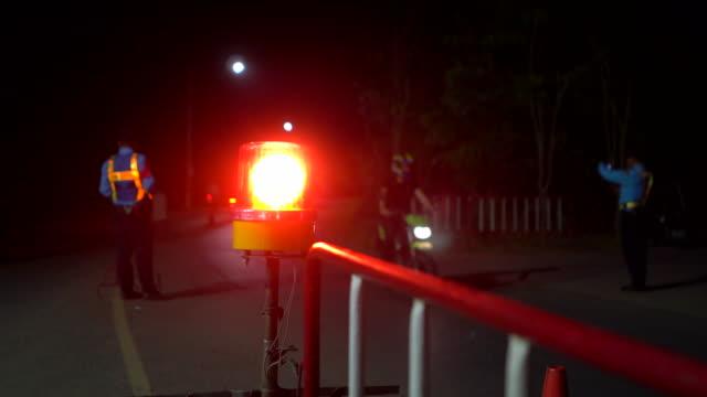 道路のサイレン ライト - 消防車点の映像素材/bロール
