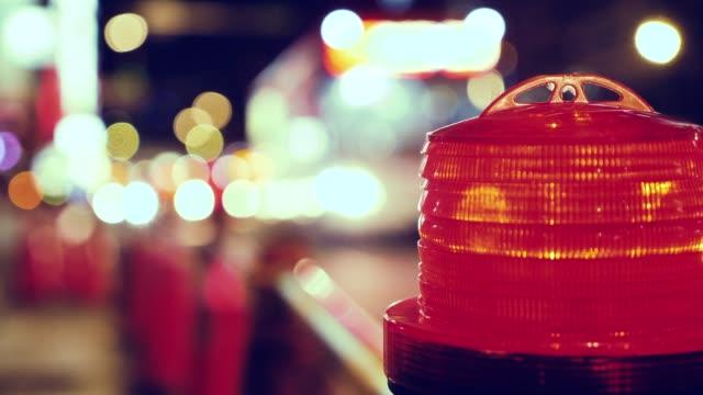 vidéos et rushes de sirène lumière - signalisation