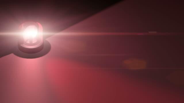 サイレン上品 - electric lamp点の映像素材/bロール