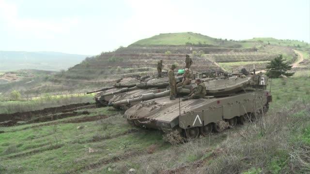 Siria dice que Israel amenaza la seguridad en Oriente Medio tras ataque aéreo en Altos del Golan