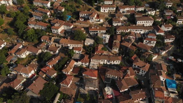 sirince village, selcuk, izmir, turkey - izmir stock videos & royalty-free footage