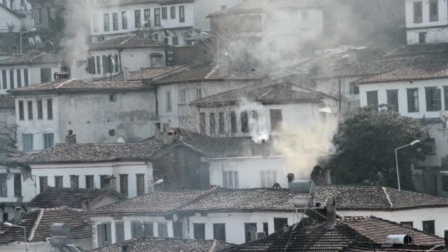 sirince village - aydın province stock videos and b-roll footage
