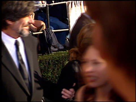 sissy spacek at the 2002 screen actors guild sag awards at the shrine auditorium in los angeles, california on march 10, 2002. - sissy spacek stock videos & royalty-free footage