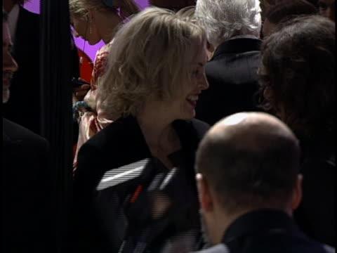 sissy spacek at the 74h academy awards at kodak theater, hollywood. - sissy spacek stock videos & royalty-free footage