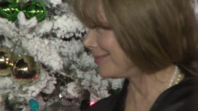 sissy spacek at the 'four christmases' premiere at los angeles ca. - sissy spacek stock videos & royalty-free footage