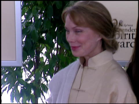 sissy spacek at the independent spirit awards on march 23, 2002. - sissy spacek stock videos & royalty-free footage