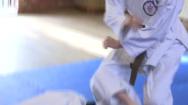 sisters spearhead campaign encouraging women to be more active jiu jitsu sisters spearhead campaign encouraging women to be more active england... - jiu jitsu stock videos and b-roll footage