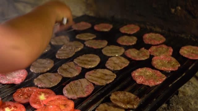 sivas meatballs, turkey - meatballs stock videos & royalty-free footage
