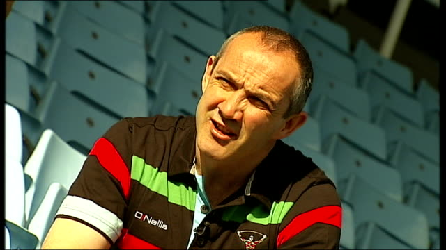 Six Nations Championship Success of Harlequins players in England team Twickenham Twickenham Stoop O'Shea interview SOT