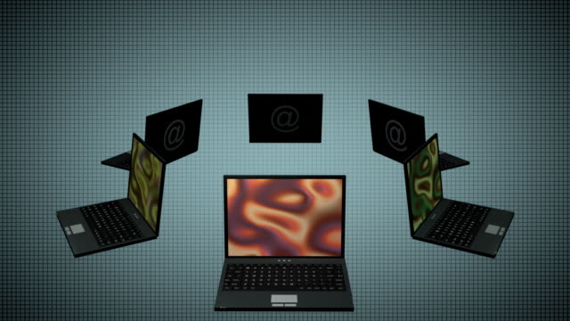 Lot de Six paires d'ordinateurs portables