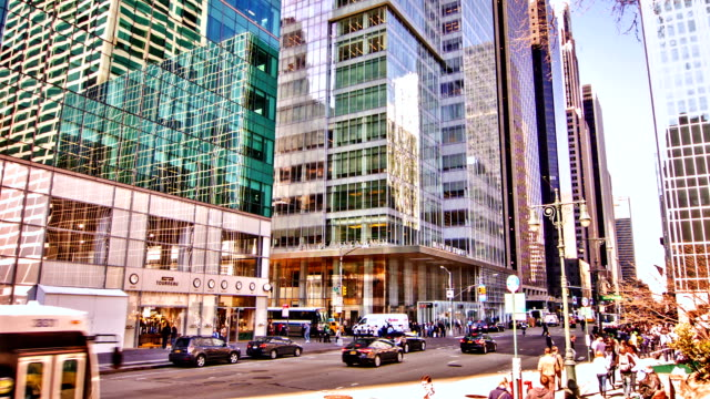 Sixth Avenue & 42nd Street Manhattan