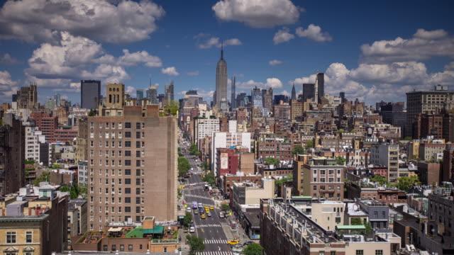 Sixth Avenue, Manhattan - Timelapse