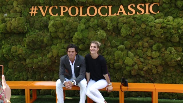 CLEAN SixthAnnual Veuve Clicquot Polo Classic Los Angeles at Will Rogers State Historic Park on October 17 2015 in Pacific Palisades California