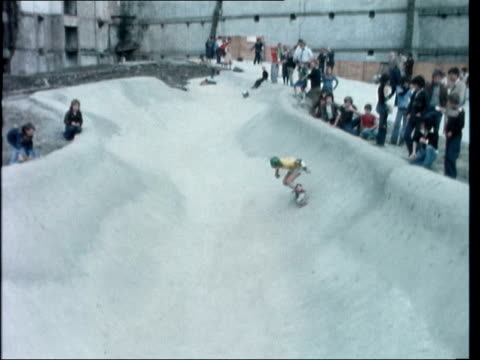 skateboard city ***shotlist - skateboard stock videos and b-roll footage