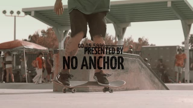 skateboard tricks happen so fast that it is hard to appreciate the beauty of the movement. so the team from no anchor rented a sony fs700 and made a... - halfpipe stock-videos und b-roll-filmmaterial