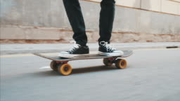 Skateboarding is part of my lifestyle.