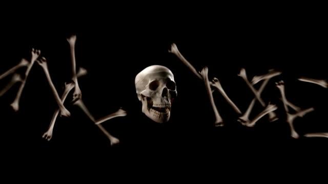 Skeletal Halloween