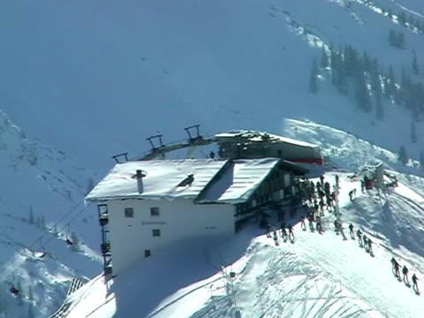 Ski lift station 2