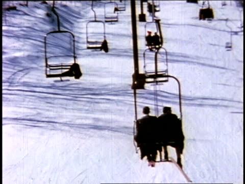 1966 MONTAGE ski run in Vermont