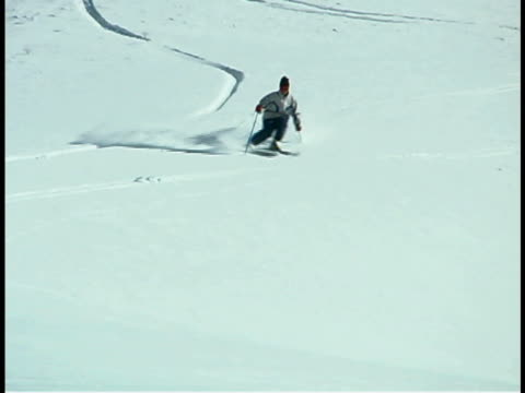 skier - skiwear stock videos & royalty-free footage