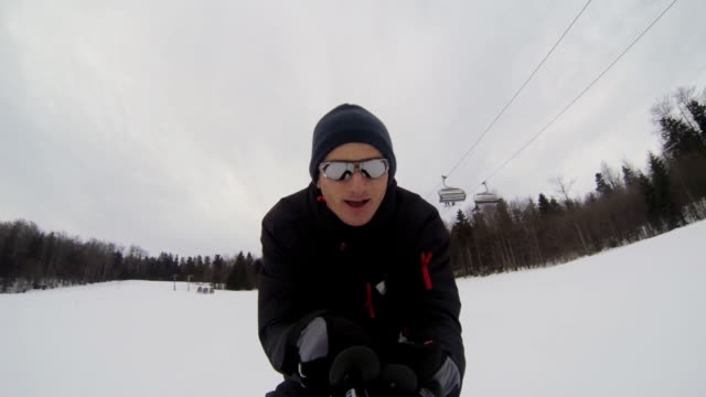HD: Skiing Point of View