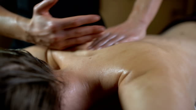 skill that revitalises - massage table stock videos & royalty-free footage